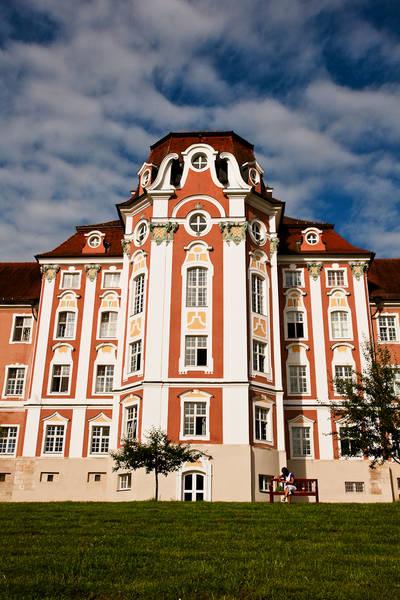 Kloster Wiblingen - Für Ulm ungewöhnliche Barockpracht