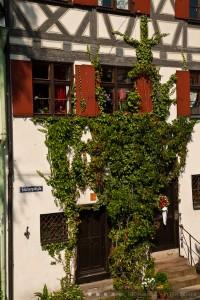 Fischerplätzle, Fachwerkhaus, Ulm