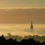 Münster im Nebel - Sandra Felk