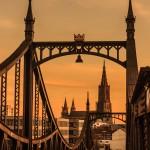 Through the Brigde - Constantin Fellermann
