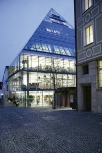 Neue Bibliothek Ulm