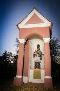 Nepomuckkapelle in Wiblingen