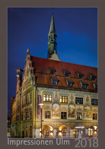 Ulm-Kalender Altstadt Rathaus