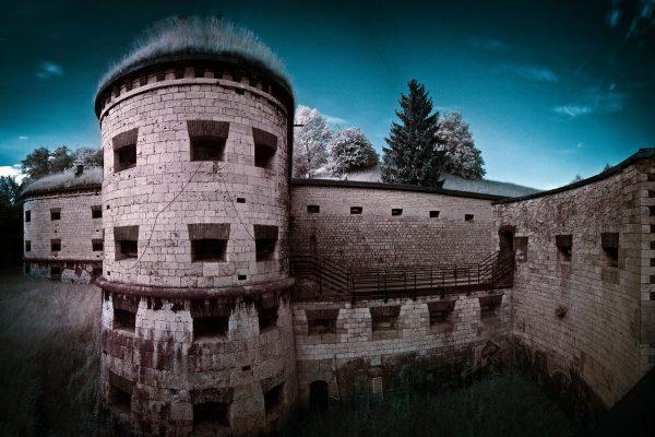 Bundesfestung - Kienlesbergbastion