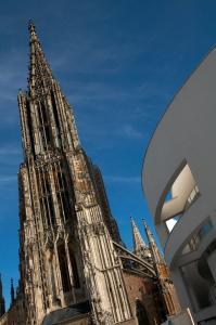 Ulmer Münster x - Hochformat